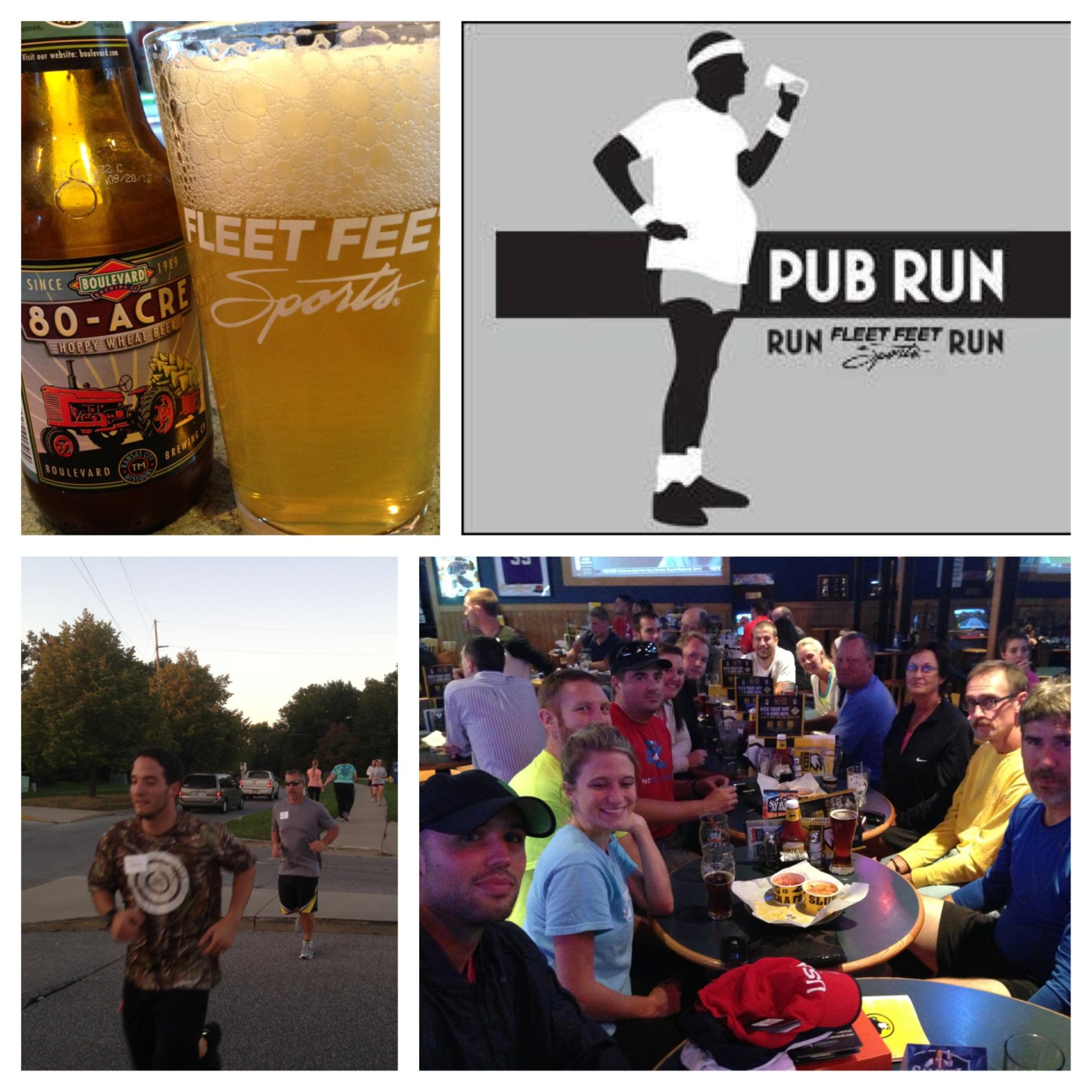Pub Run Pic Stitch