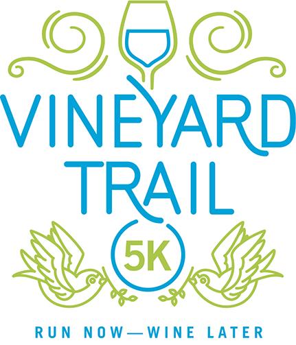 Vineyard Trail 5K Logo