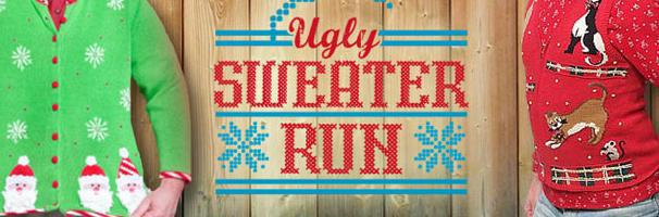 Fleet Feet Fort Wayne - Ugly Sweater Run 2016